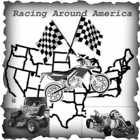 racing around america